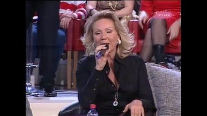 LEPA BRENA - RECITE MU DA GA VOLIM LIVE, NAROD PITA 07.11.2011.