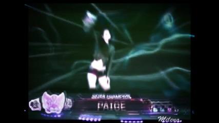Paige - Little Bit Mv