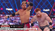 Sheamus vs. John Morrison: Raw, Jan. 25, 2021