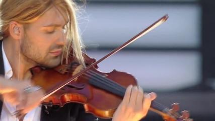 David Garrett - Smells Like Teen Spirit by Nirvana @ Open Air Live 2010