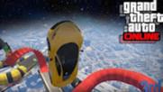 Gta 5 Online - Състезания | Изтрелвам се в Космоса