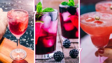 Вкусни и ледени напитки, с които да преборите жегите