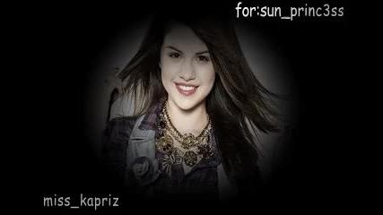 Selena Gomez za konkursa na sun_princ3ss