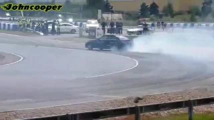 Mercedes счупи рекорд за най-дълъг дрифт в Света !
