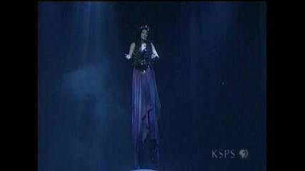 Sarah Brightman - Deliver Me (live)