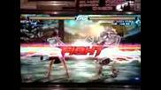 Tekken 6 - Zafina Vs. Jack 6