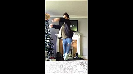 Watch girl fall flat on her face Lol using the turnboard in this video Goviral