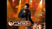 Евровизия 2008 Испания - Jorge Gonzalez - Con Solo Una Sonrisa