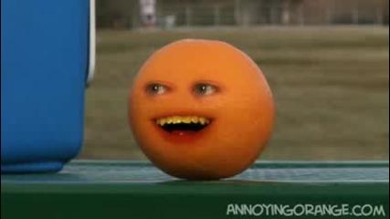 annoying orange 6 super bowl football