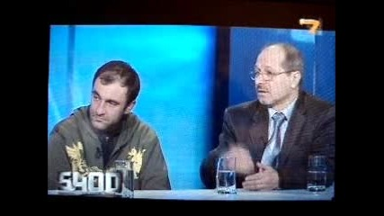 Спас Атанасов пред Tv 7 - предаването 5400 - част 2 - таксита
