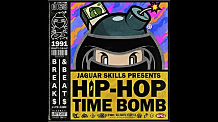 Jaguar Skills - Hip-hop Time Bomb 1991 Instrumentals