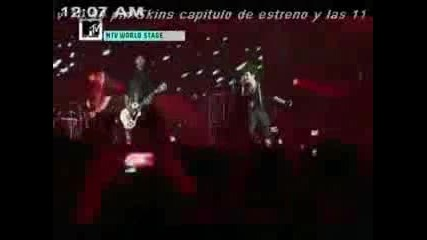 Tokio Hotel World stage Mtv Day Greece 09 part 4