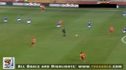 Холандия - Бразилия 2:1 Световно Първенство Юар 2010