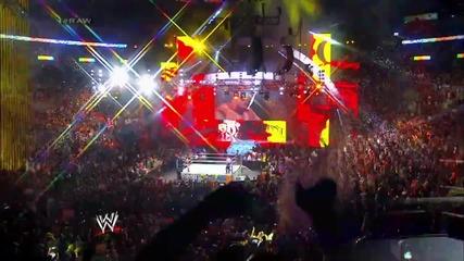 Randy Orton career retrospective- Raw, Dec. 30, 2013