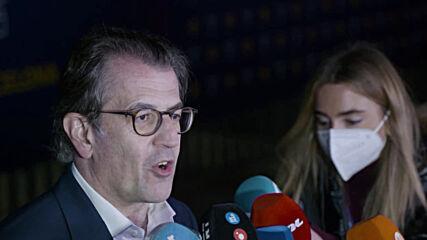 Spain: Contenders congratulate FC Barcelona new president Laporta