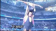 Wwe Smackdown 12.03.10 The Undertaker праща послание на Hbk
