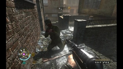 Графика на макс- Wolfenstein™ ( 2009 )