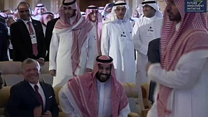 Saudi Arabia: Saudi Crown Prince MBS attends business summit days after Khashoggi admission