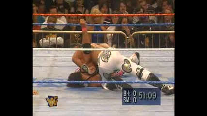 Wrestlemania 12 - Shawn Michaels vs Bret Hart част 1/2