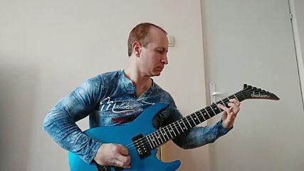 Oki Guitar Player-speed Picking Etude (igor Paspalj cover)