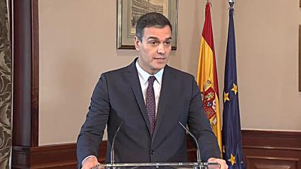España: PSOE y Podemos alcanzan un preacuerdo para un Gobierno de coalición por primera vez en el país