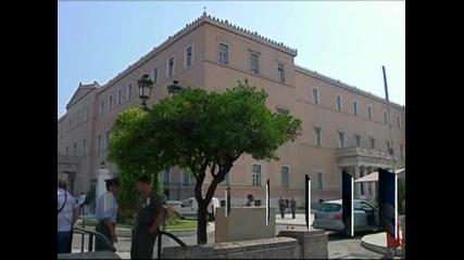 Новото гръцко правителство спечели вот на доверие