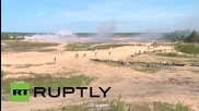Latvia: NATO drills start 124 miles from Russian border