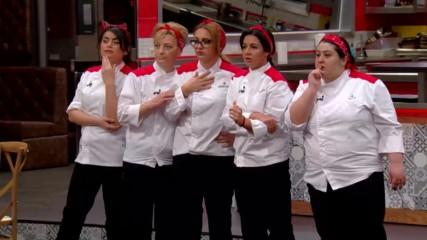 Победители и победени - Hell's Kitchen (01.04.2020)