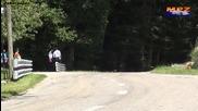 Lexus Isf, Porsche Gt2 & Audi R8 at Showpart Hillclimb Bergrennen Reitnau