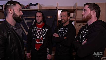 Finn Bálor finds an ally against Oney Lorcan & Danny Burch: WWE NXT, Jan. 20, 2021