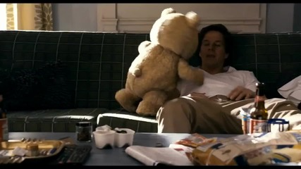 Ted - Trailer * High Quality * * Thunder Buddy Song Subs *
