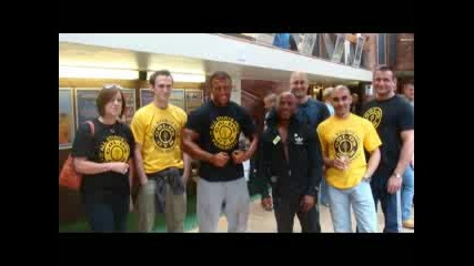 Golds Gym Петър Тафков