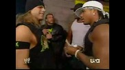 Dx and Cryme Time