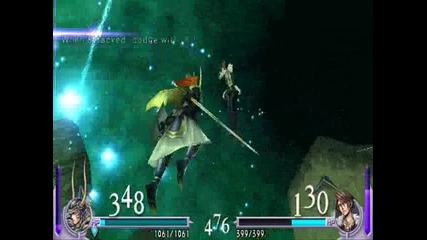 Final Fantasy Dissidia Gameplay
