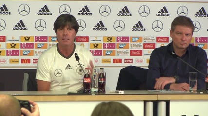 Germany: Security is the priority, says Loew ahead of England-Germany match