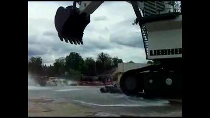 Как да измием колата си по бърз начин .