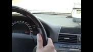 Камен Селянина Кара С До 300км/ч По Магистрала Тракия С Mercedes S600 Bi - Turbo
