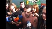 """33-годишният Николай извади кръста от водите на езерото в """"Дружба"""""""