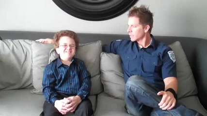 Hotel Talk Show - Mtvs Mark Long Interviews Youtubes Keenan Cahill About Chelsea Lately