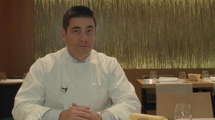 Виктор Ангелов за разработването на сирене и кашкавал за Frezco