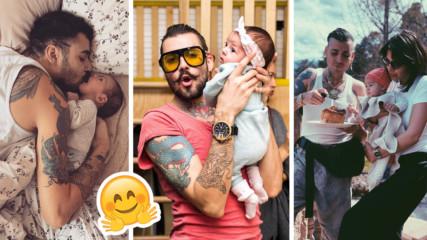 Какъв баща е Venci Venc'? Рапърът призна за инцидент с бебчето