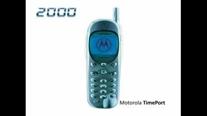 Еволюцията на мобилните телефони от 1985 до днес!