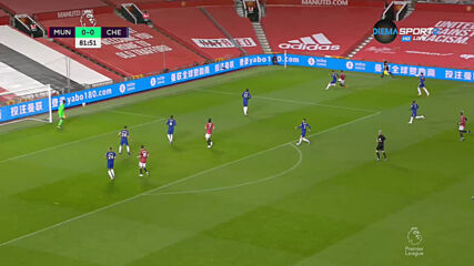 Манчестър Юнайтед - Челси 0:0 /репортаж/