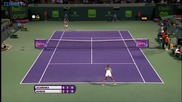 2016 Miami Open Semifinal Victoria Azarenka Vs Angelique Kerber Highlights