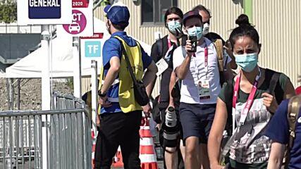 Japan: Skateboarding makes historic Olympic debut