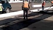 Нанотехнология в асфалтирането