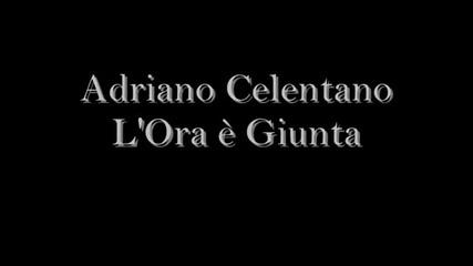 Adriano Celentano - Joan Lui - L'ora
