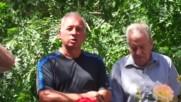 Пепи Димитров-30 юни 2017 година гробът на Георги Аспарухов( Гунди). Несъм Добър Фотограф
