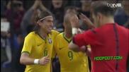 Бразилия 2 - 0 Аржентина ( 11.10.2014 )