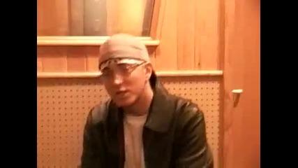 D12 & Eminem - In The Studio (part 2)